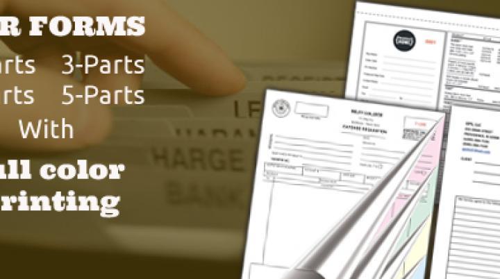 Ncr forms printing