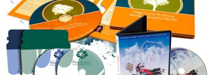 DVD Jackets Printing